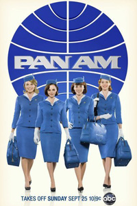Pan Am's nostalgic ride