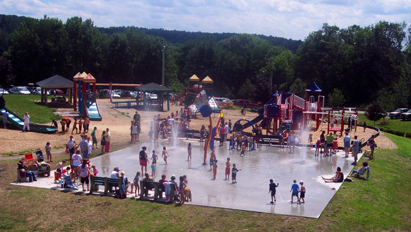 Derry NH splashpad