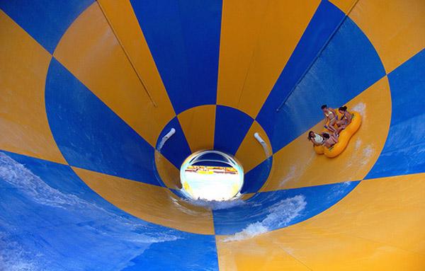 Texas water park - Six Flags Hurricane Harbor