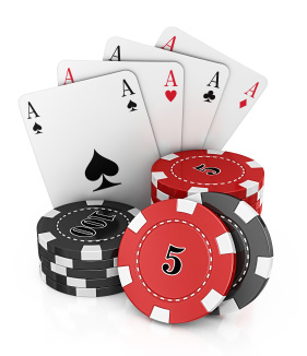 Ante up and deal the cards!