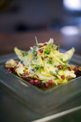 Pomegranate Salad
