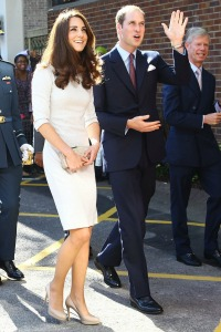 Duchess of Cambridge does good