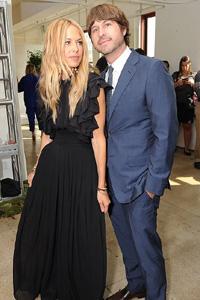 Rachel Zoe and Roger Berman NY Fashion Week