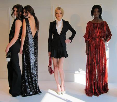 Rachel Zoe Spring 2012 collection