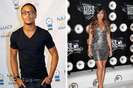 Rapper Romeo proposes to Demi Lovato