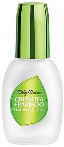 Sally Hansen's Nail Nutrition Green Tea and Bamboo