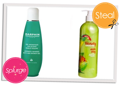 Save/Splurge: Body Wash