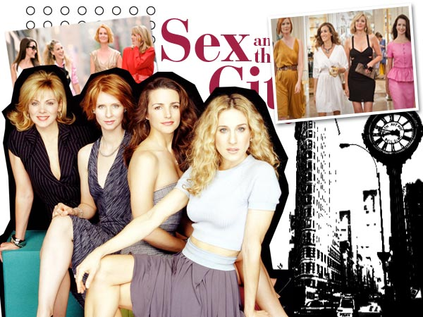 ... main coping mechanism of this HBO series. Remember in Sex and the City: ...