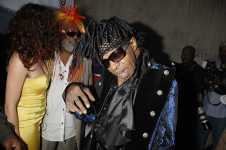 Rehab for Sly Stone