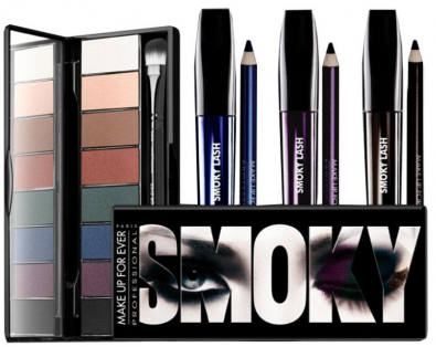 Smokey eye collection