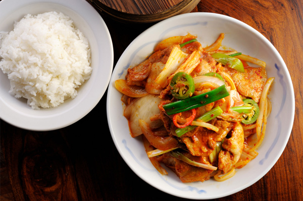 Spicy recipes from around the globe