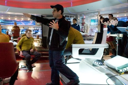 JJ Abrams Directing Star Trek 2