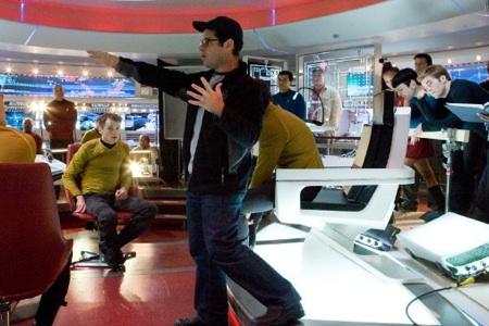 JJ Abrams Directing Star Trek 2