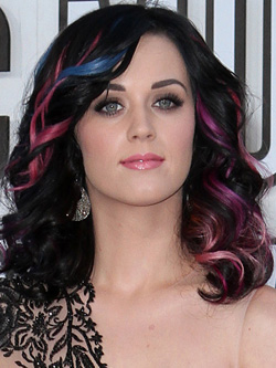 Katy Perry-like color