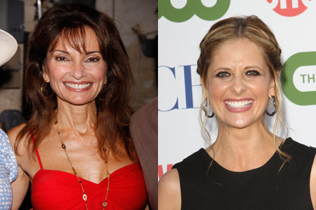Susan Lucci still hates on Sarah Michelle Gellar