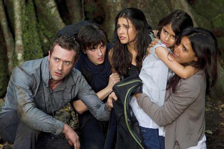 Terra Nova's Shannon family
