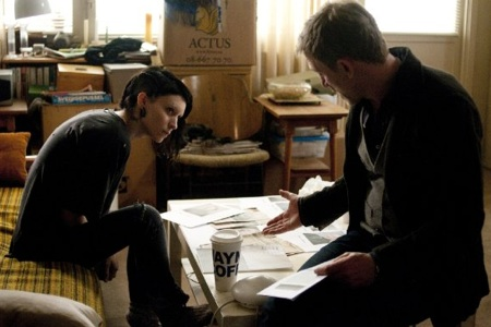 The Girl With the Dragon Tattoo Mara and Craig