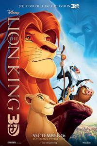 Lion King 3D