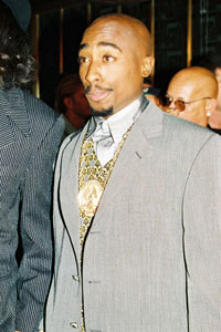 15 year anniversary of Tupac Shakur's death