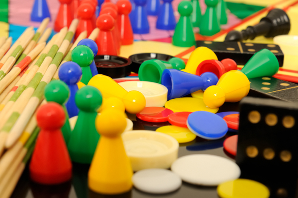 Set the stage for hours of game-night fun