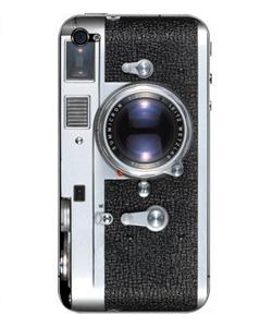 Retro Camera Skin,