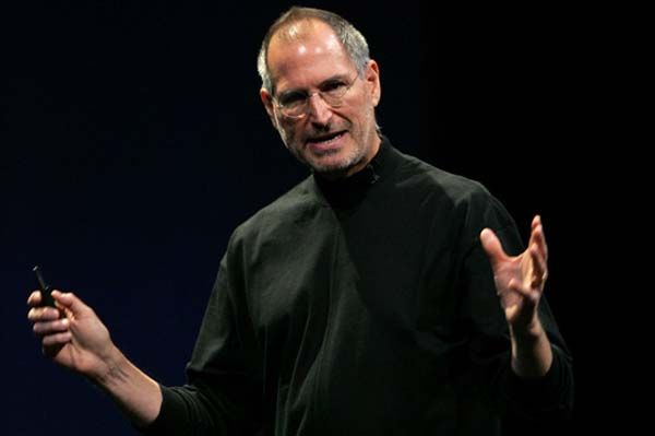 Apple-stock-Steve-Jobs