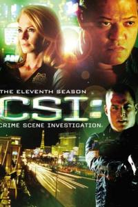 CSI: Crime Scene Investigation - The Eleventh Season comes home