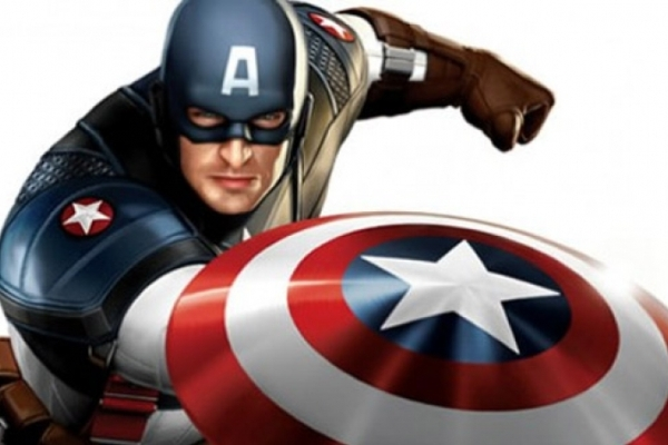 Captain America comes home on DVD