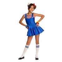 Kids' Halloween costume fail