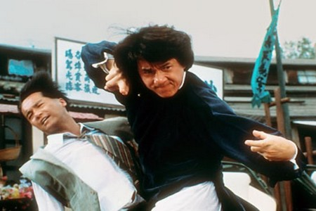 Jackie Chan Movie Roundup