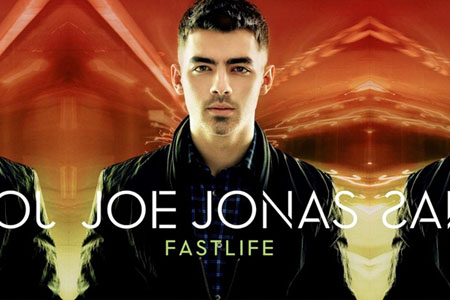Joe Jonas debuts Fastlife