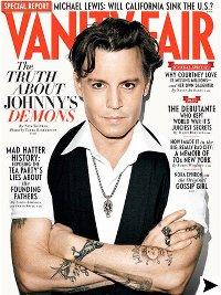 Johnny Depp talks money to Vanity Fair