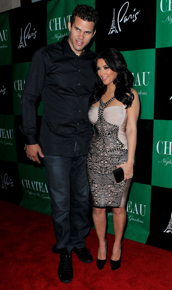 Kim Kardashian divorce signals