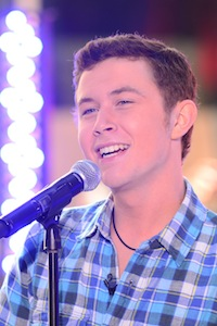 Scott McCreery Debuts at Number 1