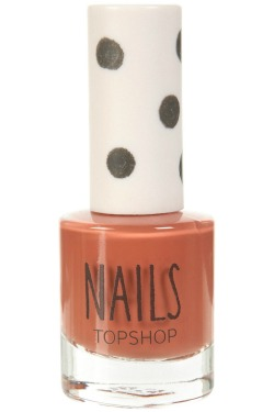Topshop Nail Polish for Halloween