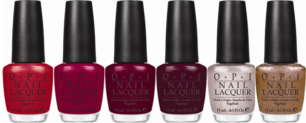 OPI Muppet Nail Polish Collection