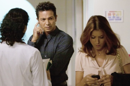 """Bejamin Bratt and Kate Walsh in Private Practice: """"Breaking the Rules"""""""