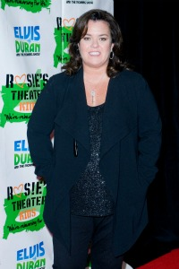 Rosie O'Donnell's new love