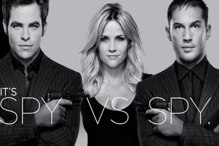 This Means War Cast
