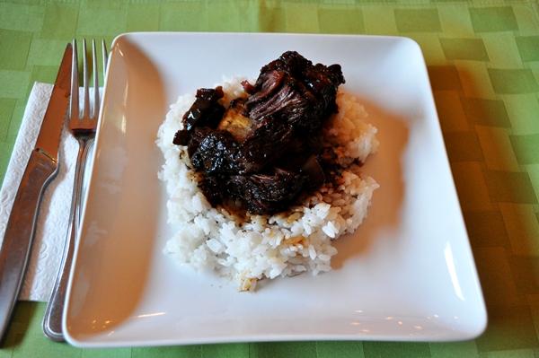 slow cooker recipes - Cantonese short ribs