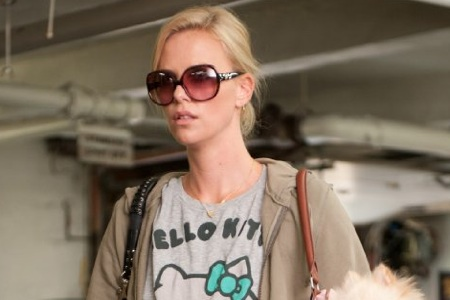 The film is titled Young Adult and it stars Oscar winner Charlize Theron as ...