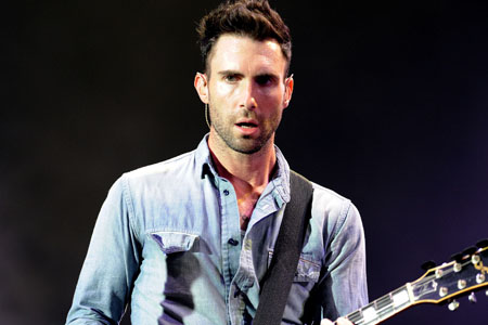 Maroon 5's Adam Levine isn't a Fox News fan