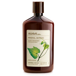 AHAVA Mineral Botanic Body Wash ($22)