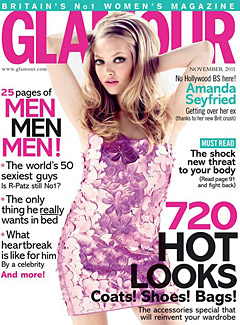 Amanda Seyfried talks panic attacks