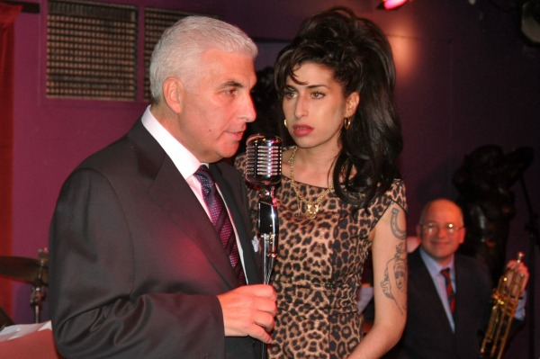 Amy Winehouse's official cause of death