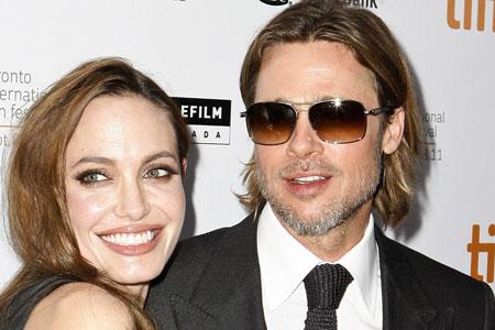 Angelina Jolie and Brad Pitt give big money