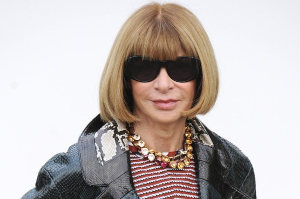 Anna Wintour - Signature Sunglasses