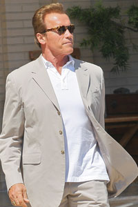 Arnold Schwarzenegger is starring in new film