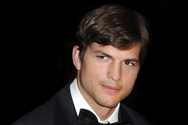 ashton kutcher height