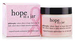 Philosophy moisturizer